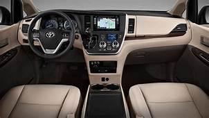 Toyota Sequoia Platinum 2017 Interior  Vios