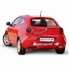 alfa romeo mito 1 4i turbo benzina 155 hp sound with