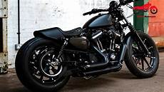 Harley Iron 883 - harley davidson s iron 883 mutt x model lime