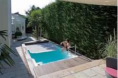 kleiner pool mit gegenstromanlage platzmangel bsw