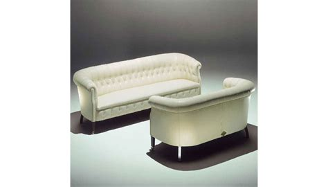 Fumoir Sofa By Poltrona Frau