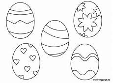 Window Color Ostereier Malvorlagen Easter Egg Coloring Page Free Malvorlagen Ostern