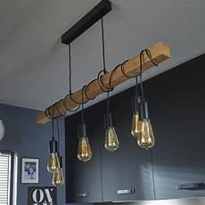une d 233 co insudtrielle pour la cuisine avec le luminaire