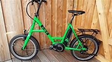 e bike i sy drive s8 bosch e kompaktrad in bildern