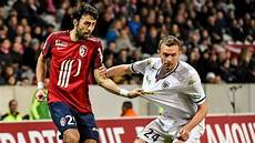 Lille Vs Angers Football Match Summary April 27 2016