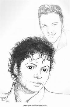 Malvorlagen Jackson Michael Jackson 06 Gratis Malvorlage In Diverse