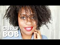 61 wash go curly bob quot 4a natural hair quot youtube