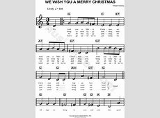 We Wish You A Merry Christmas Piano Beginners-We Wish You A Merry Christmas Youtube
