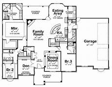 plan 149005and downsized exclusive 3 bed house plan european style house plan 3 beds 4 baths 2641 sq ft plan