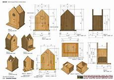 bird house plans for sparrows home garden plans bh bird house plans construction