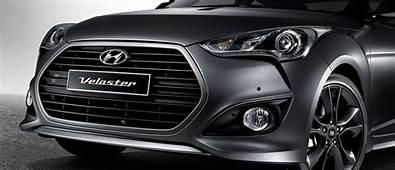 Korean Market Hyundai Veloster Receives Seven Speed DCT