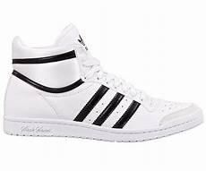 adidas top ten hi sleek high sneaker neu damen schuhe