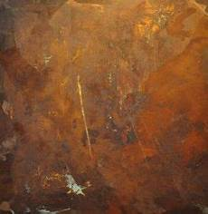 Rust Finish With Patina Modern Masters Metal Effects