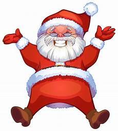 le père noel happy santa stock vector illustration of santa