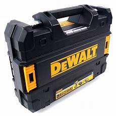 dewalt xr empty tstak kitbox for dcd795 combi drill