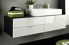 2 waschbecken mit unterschrank waschbecken unterschrank bad schrank wei 223 hochglanz grau