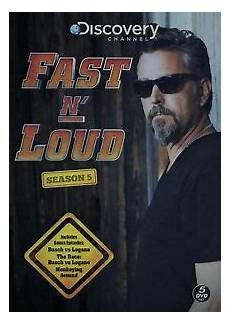 Fast N Loud 5 2017 2019 Gas Monkey Garage Season 13 14