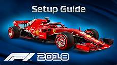 F1 2018 Car Setup Guide All Tracks