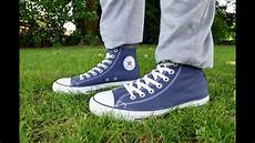 day wearing my navy blue converse chucks