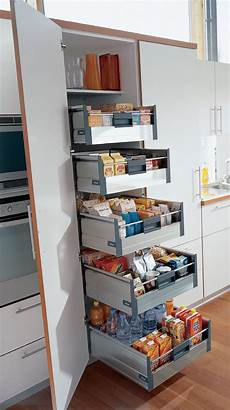 Kitchen Drawer Definition by Blum Tandembox Larder Unit The Wide Pantry Unit Is