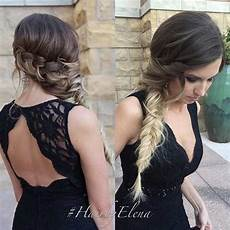 21 pretty side swept hairstyles for prom