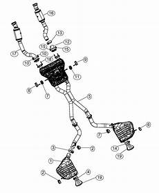 header jeep grand v8 engine diagram 68227908ad jeep used for resonator and pipe exhaust right system mopar mds hemi jeep