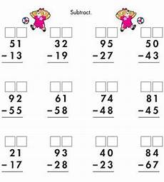 2nd grade math worksheets subtraction with regrouping 10675 printable math and measurements worksheets math subtraction second grade math homeschool math
