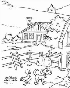 Malvorlagen Bauernhof Ausmalbilder Bauernhof 09 Ausmalbilder Zum Ausdrucken
