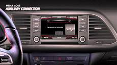 Media Mode Tutorial Infotainment System Connections