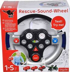 bobby car lenkrad big bobby car lenkrad rescue sound wheel kaufen