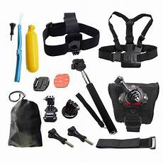 Floating Bobber Monopod Chest by For Gopro Accessories Chest Monopod