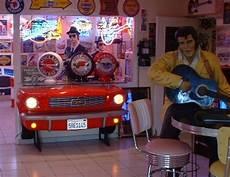 garage ford lyon bar mustang mobilier usa fifties