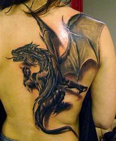 3 D Tattoos - 3d on back tattoos photo gallery