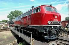 Br 218 Foto Bild Df Diesel Und E Loks Eisenbahn