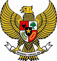 Gambar Logo Garuda Pancasila Stok Logo