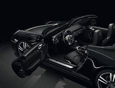 porsche 911 black edition 2012