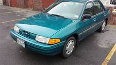 how petrol cars work 1995 ford escort security system find used 1995 ford escort sedan 4 door 1 9l in biddeford maine united states for us 1 150 00