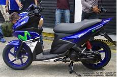 Aerox 125 Modif by Yamaha Aerox 125 Lc Resmi Diluncurkan Harga 18 2 Juta