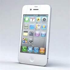 Apple Iphone 4 16gb Used Phone For Sprint White Cheap