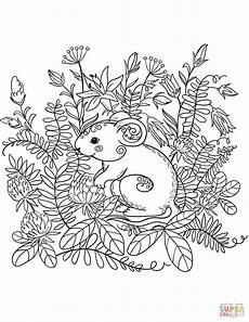 woodland animals coloring pages 17187 mouse coloring page on forest animals coloring pages animal coloring pages coloring