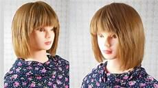 coupe de cheveux ondulés coupe cheveux carr 233 d 233 grad 233 layered bob haircut