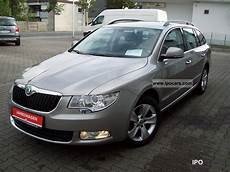 2010 Skoda Superb Combi 1 4 Tsi Ambition Seats Tempom