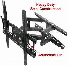 Bracket Tv Led Lcd 32 55 Inch motion tv wall mount vesa bracket 32 46 50 55 60 inch