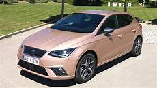 Seat Ibiza 1 0 Tsi 115 Ps Review Driving Report 2017