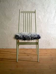 stuhl mit fell vintage stuhl mit fell vintage chair with fur by die