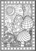 1000  Images About Colouring On Pinterest Dovers Gel