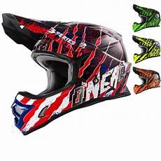 oneal 3 series mercury motocross helmet helmets