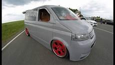 t5 multivan tuning vw t5 multivan mega tuning show car rotiform wheels lowered walkaround