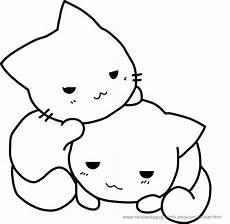 Katzenbabys Ausmalbilder Ausmalbilder Katzen