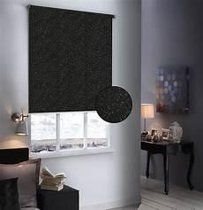 Store Enrouleur Occultant Paillet 233 Noir Gris Blanc